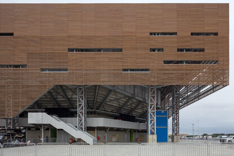 Gallery of Rio 2016 Olympic Handball Arena / OA | Oficina de Arquitetos + LSFG Arquitetos Associados - 2