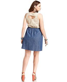 229a80785b7c Plus Size Dresses at Macy s - Womens Plus Size Dresses - Macy s ...