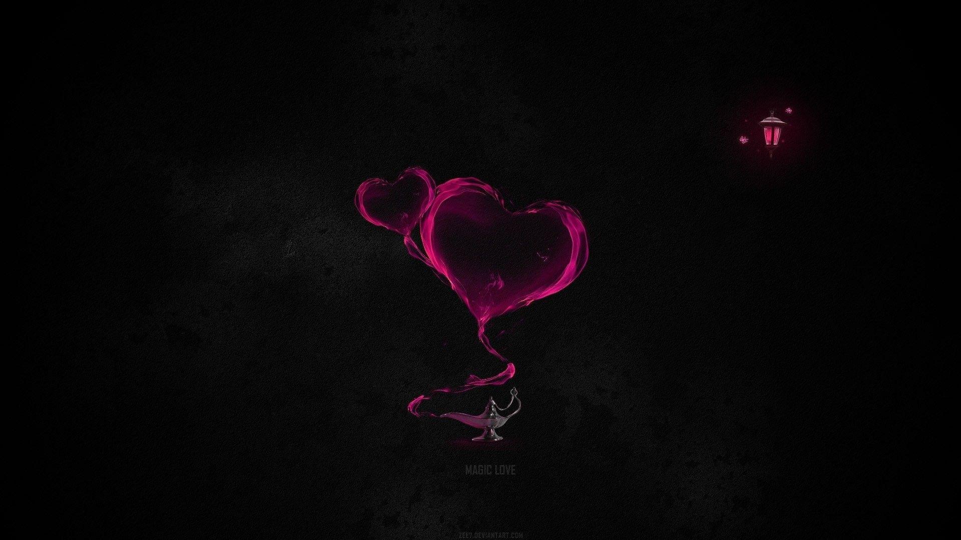 1920x1080 Pink And Black Backgrounds For Desktop Wallpaper Pink And Black Wallpaper Love Wallpaper Black Wallpaper