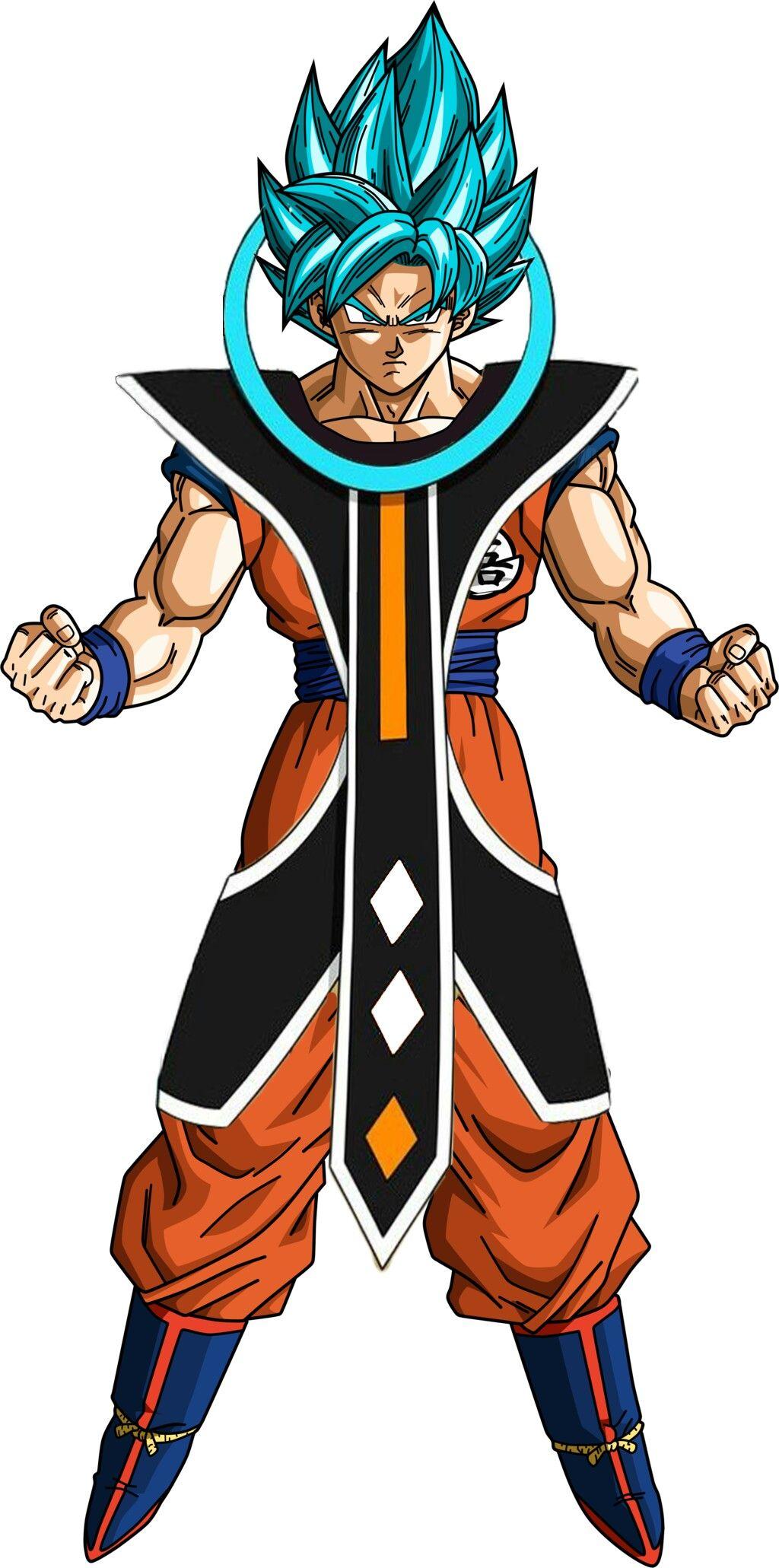 Goku ssj2 angel