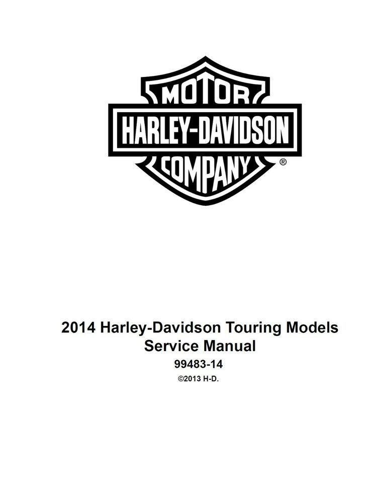 eBay #Sponsored 2014 Harley Davidson Touring model
