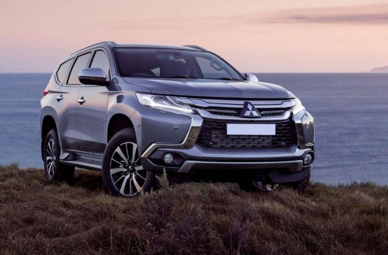 2020 Mitsubishi Pajero Sports Evolution Review Changes Mobil Hiburan