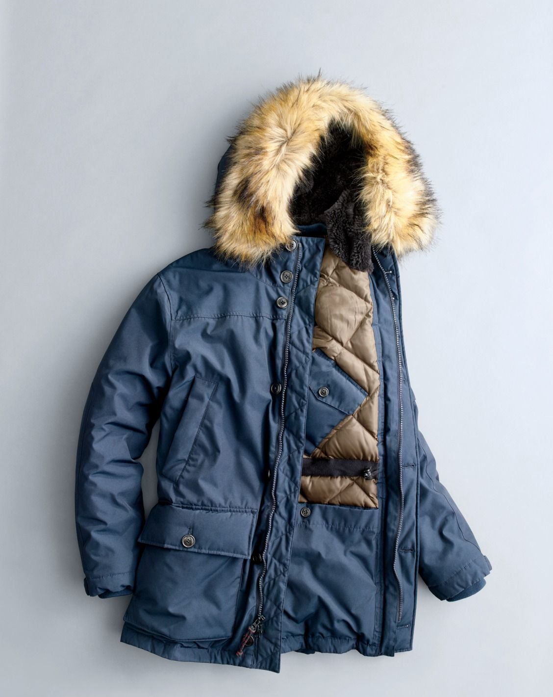 Our warmest coat ever. The J.Crew men's nordic down parka. | Style ...