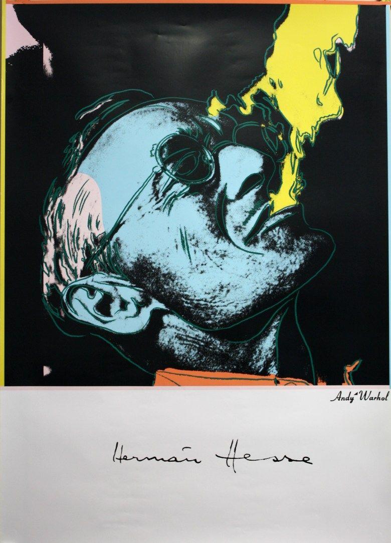 Horst Janssen Stiefmutterchen Basel Poster Kunstdruck Bild