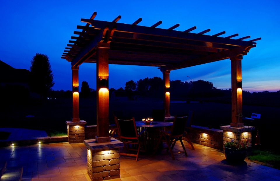 Pagoda accent lighting landscape lighting design pinterest pagoda accent lighting aloadofball Choice Image