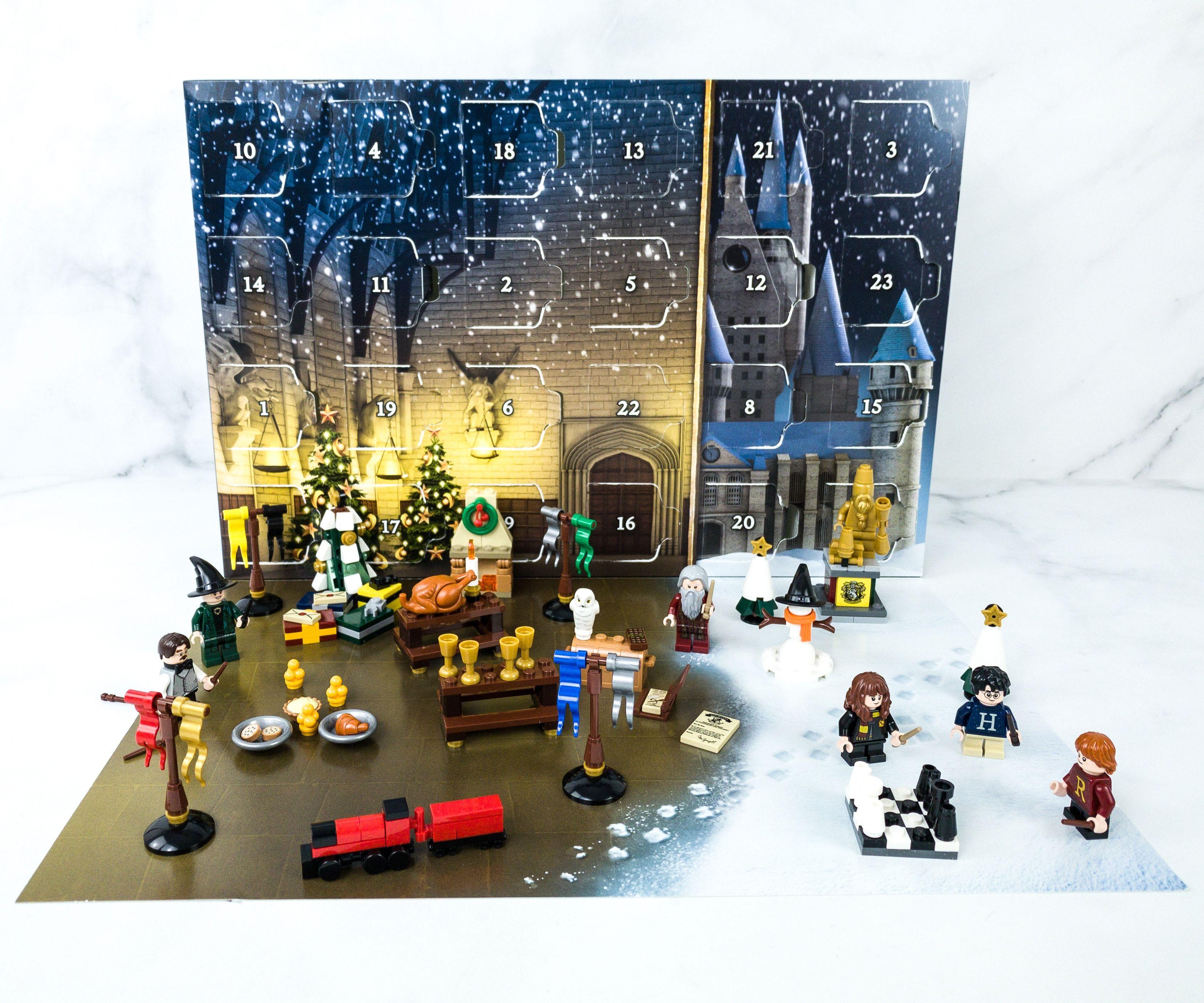 Lego Harry Potter Advent Calendar Harry Potter Advent Calendar