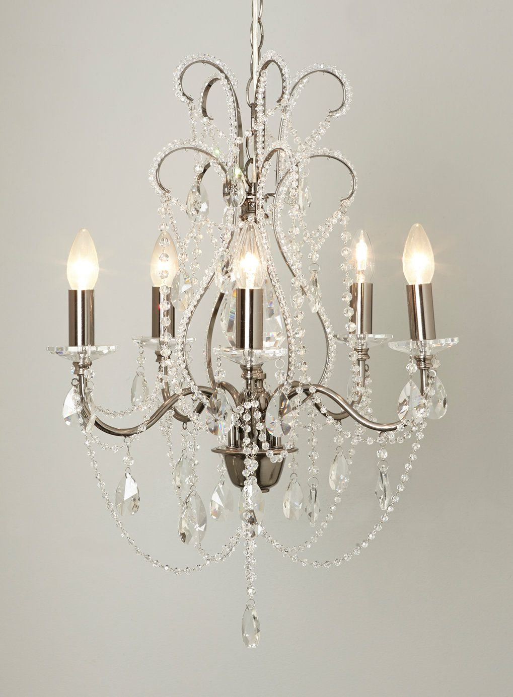 Faith chandelier | Lounge | Pinterest | British, Bhs and Chandeliers