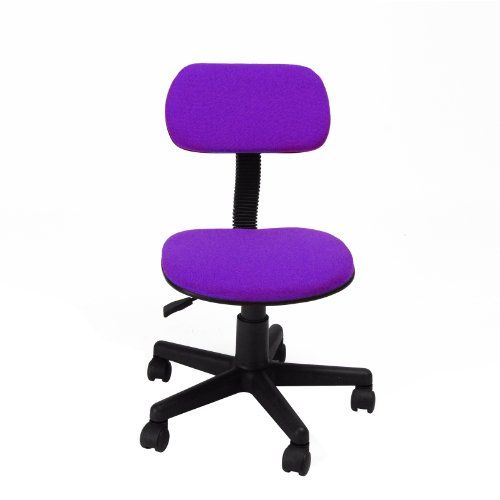 Kids Desk Chairs Greenforest Fabric Children Study Desk Chair Purple Click Image For More Details Computer Desk Chair Office Chair Purple Chair