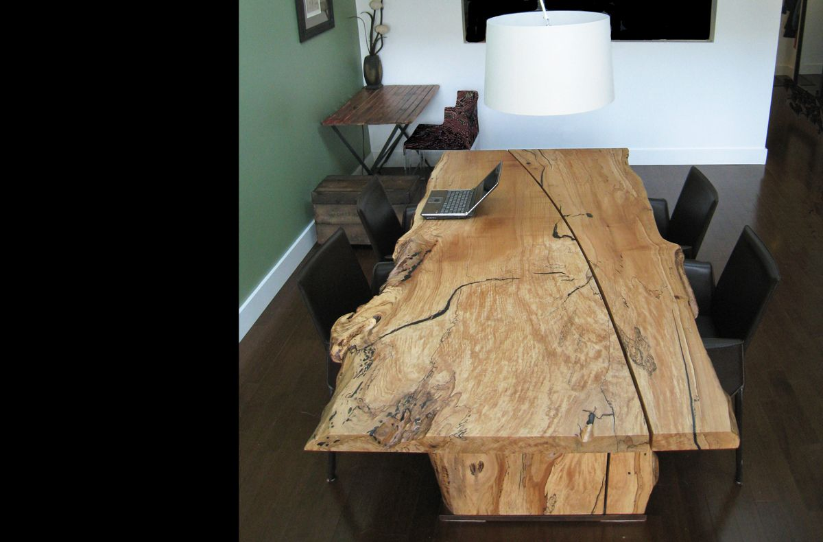 Live Edge Design Inc Live Edge Slab Wood Tables And Furniture