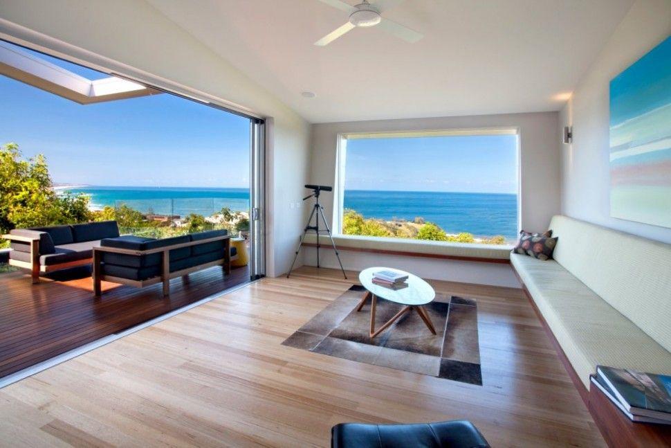 20 Stunning Beach Window Views Beach Bliss Living Beach House Interior Design Beach House Interior Modern Beach House