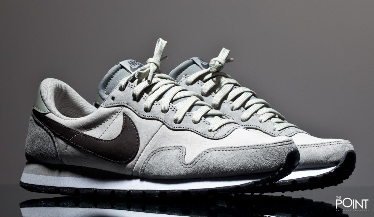 Zapatillas Nike Air Pegasus 83 Gris Blanco