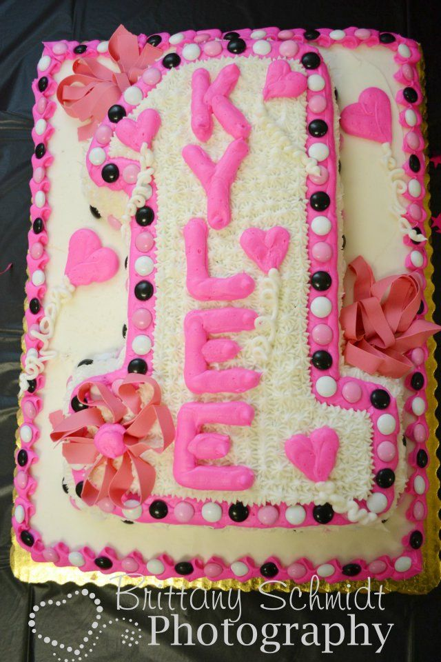 Party Guest Cake!