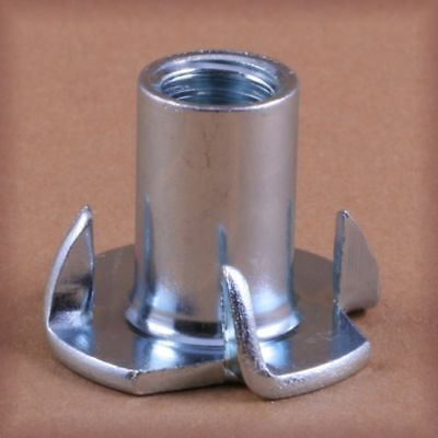 Einschlagmuttern Typ Tsz M8 22x17mm Stahl Verzinkt 10st