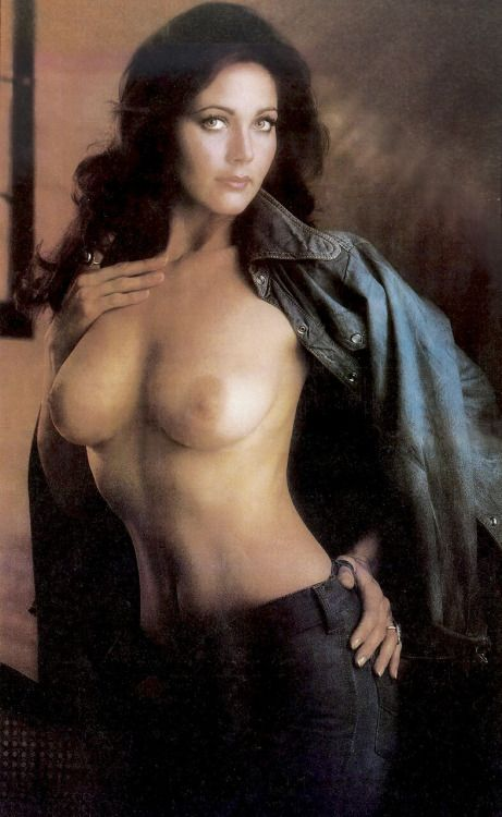 Beach Lynda a carter at nude
