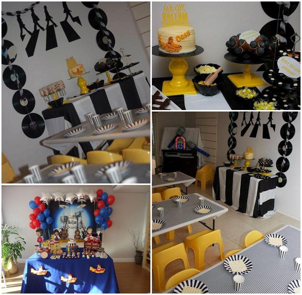 Gmail themes beatles - Cheap Beatles Party Decorations The Beatles Party Ideas Beatles Themed Party Ideas Beatles Party Theme The