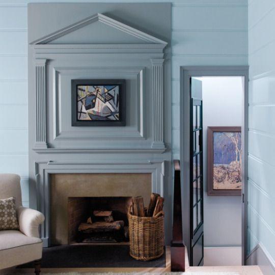 Steven Gambrel Design Gambrel Mid Century House Home