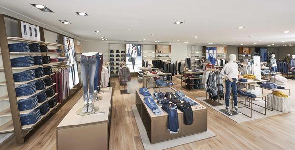BRAX unveils new shop-in-shop concept across Europe | Focus on: Shop