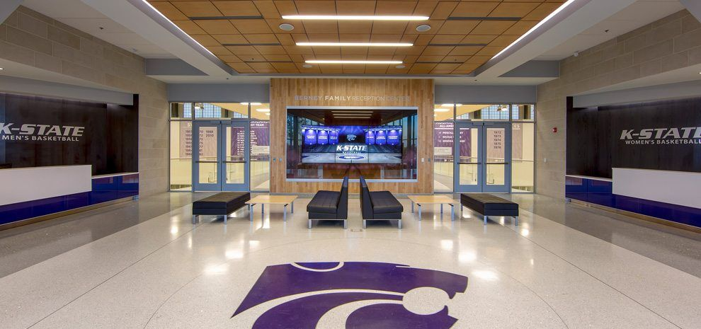 Kansas State Basketball Training Facility Populous Commercial