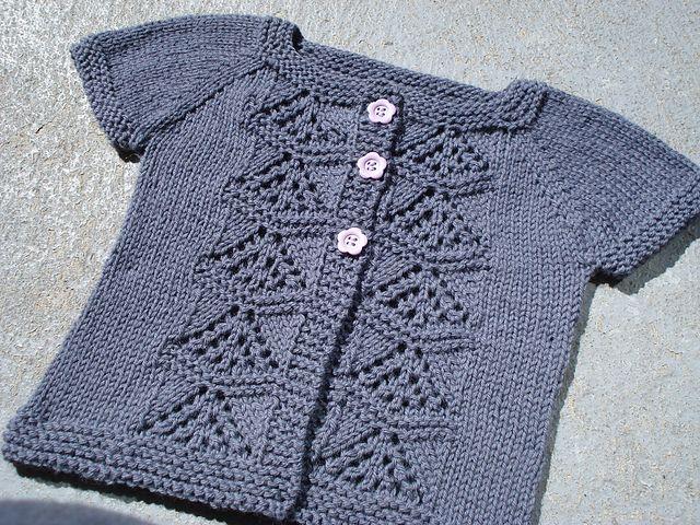 Misty Blue pattern by Gabrielle Danskknit | Tejido facil, Tejido y Bebe