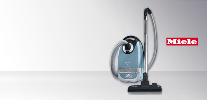 Wave goodbye to frustrating household chores with the Miele Barrel Vacuum.