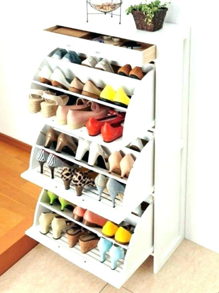 Beau Shoes Rack Closet Closet Shoe Rack Ideas Closet