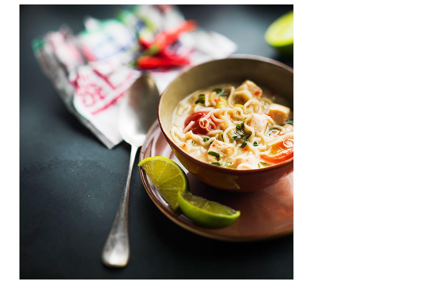 photographe culinaire : michael roulier