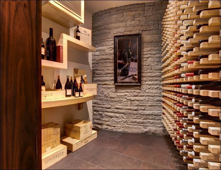 43 Perfect Wine Cellar Design Ideas Cellar design, Wine cellars