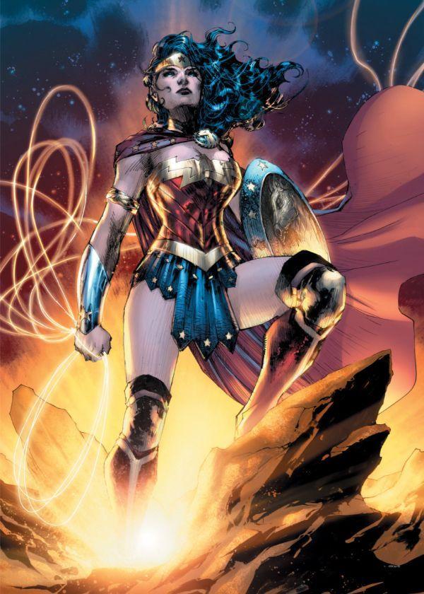 DC Comics Jim Lee Collection Displate Posters