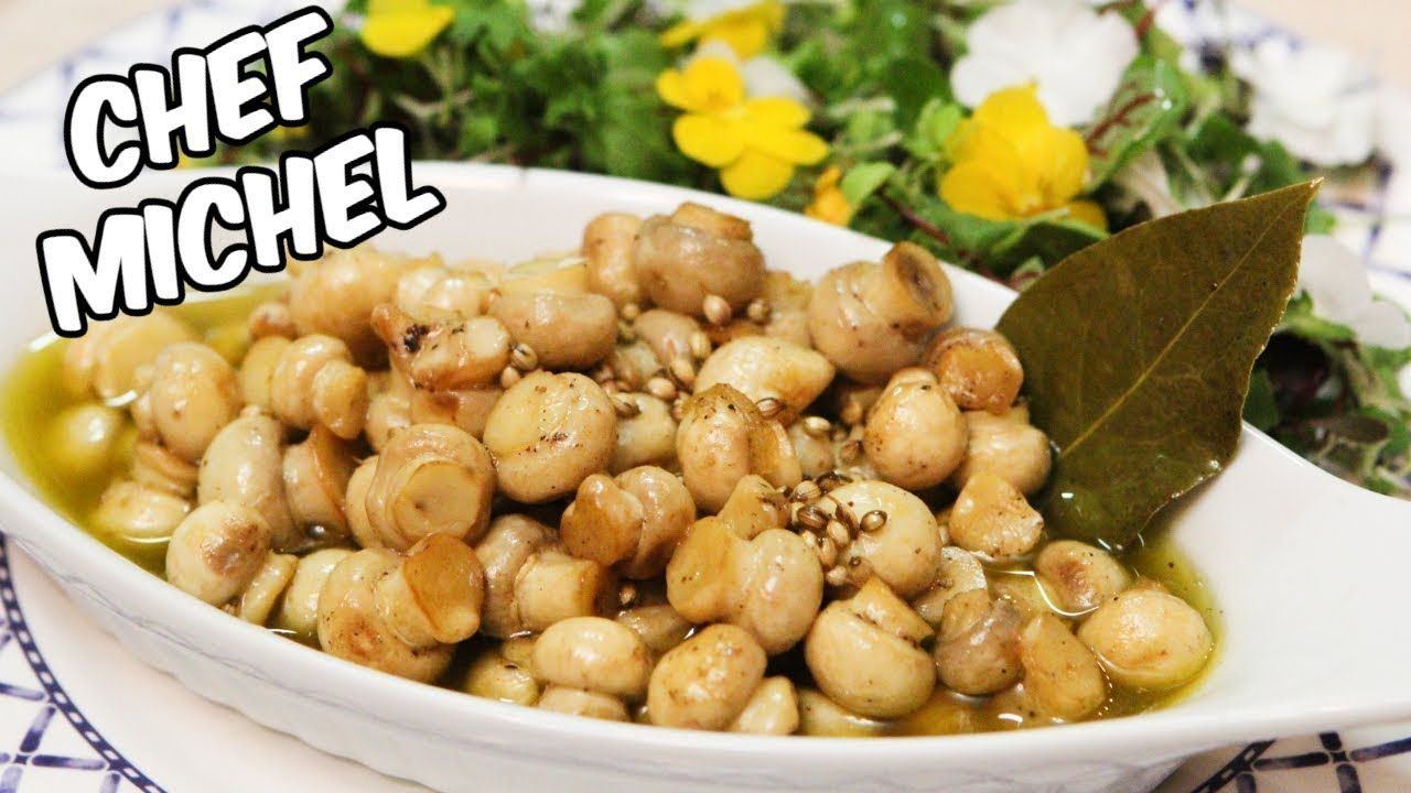 Champignons à la grecque | Champignons à la grecque, Champignon, Livre de recette