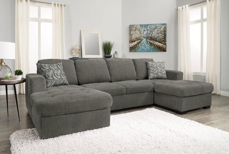 Lounge Ii 3 Piece Sectional Sofa Reviews Crate And Barrel In 2020 3 Piece Sectional Sofa Living Room Sofa Sectional Sofa