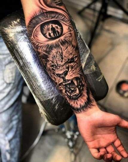 Männer unterarm tattoo ideen Tattoo Ideen