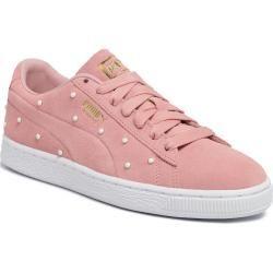Reduced women's shoes -  Puma Suede Pearl Studs Wn's 369934 02 Bridal Rose-Puma Team Gold PumaPuma  - #christmaspresentsforwomen #curbywomen #getal #lingrie #loving #people #plussizedresses #presentideasforwomen #reduced #shoes #women #womenbodybuilders #womenglasses #Women39s