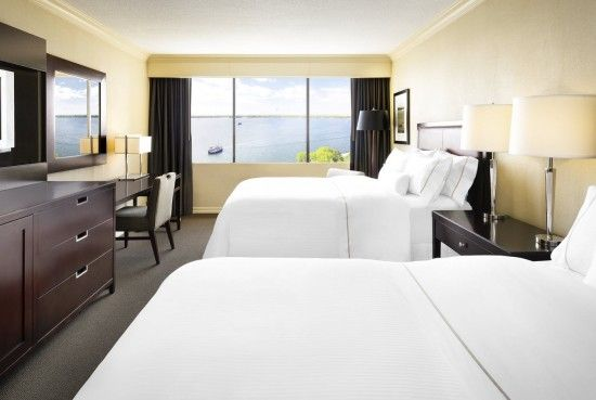 The Westin Harbour Castle, Toronto Lakeview Double Guest Room