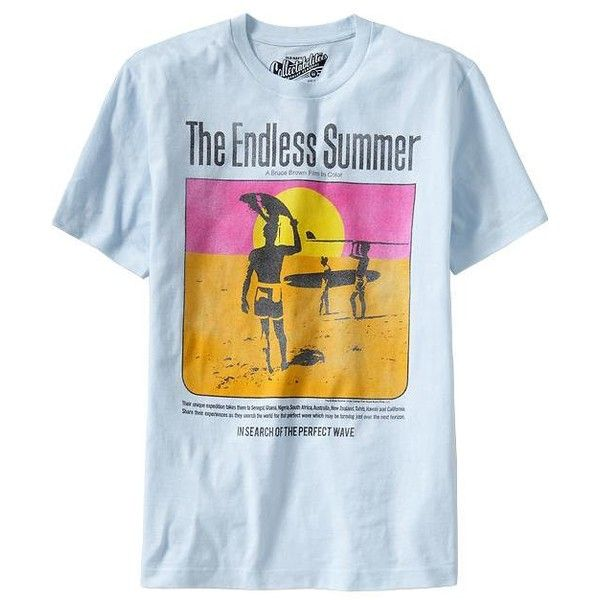 80d62c9713fb Old Navy Mens  The Endless Summer   Tee Shirt ( 17) found on Polyvore- I  don t care if this is for men