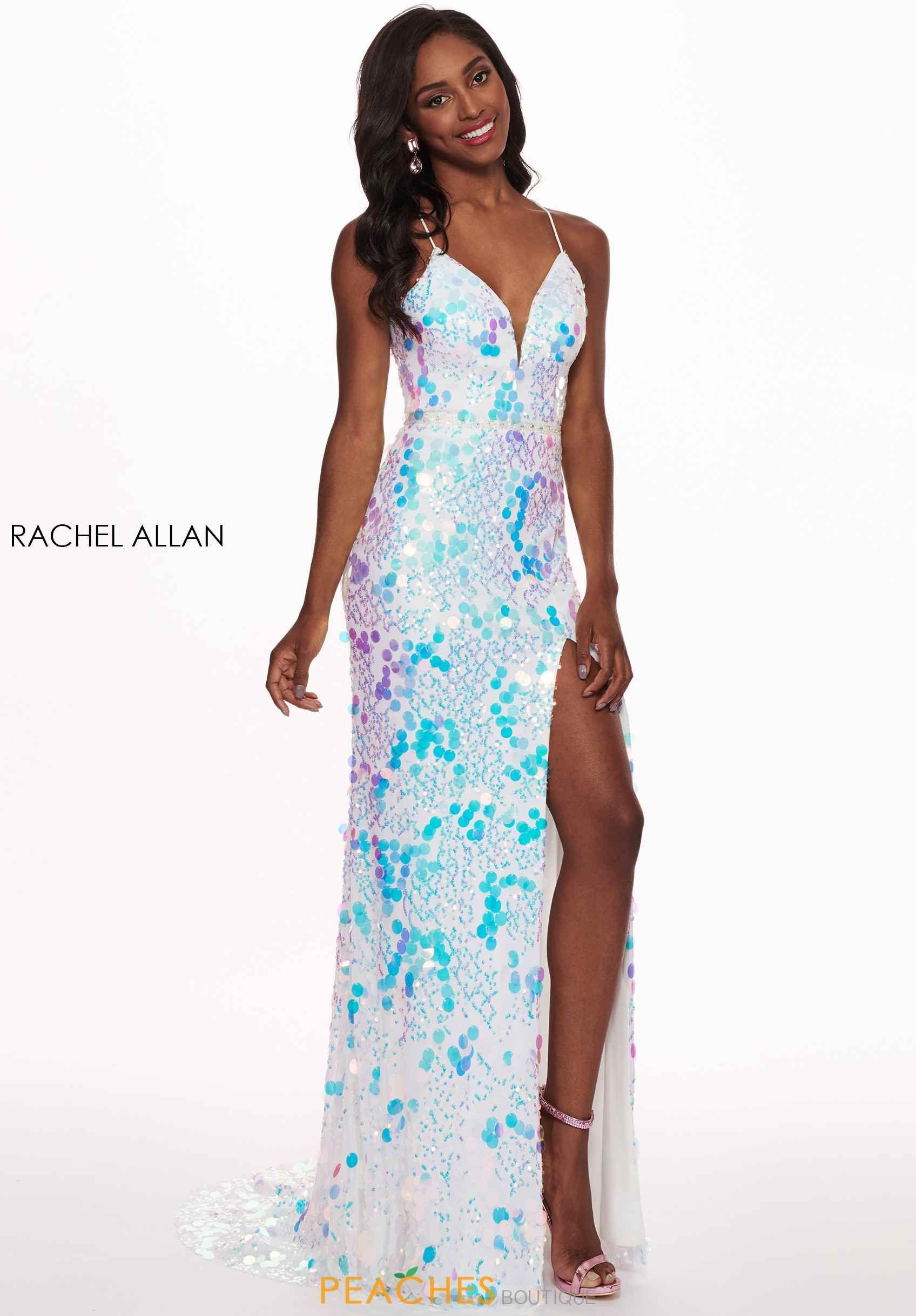 Rachel Allan Prom Dresses Peaches Boutique Rachel Allan Prom Dresses White Prom Dress Long Rachel Allen Dresses [ 2437 x 1696 Pixel ]