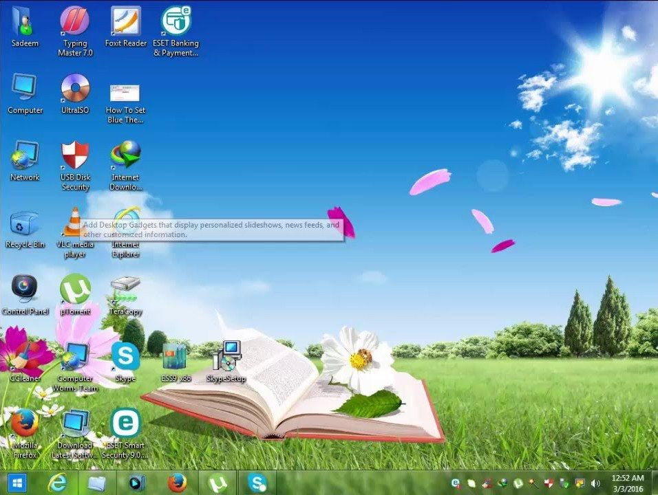 InPage Urdu 2019 Free Download For PC | Windows OS | Blue wallpapers