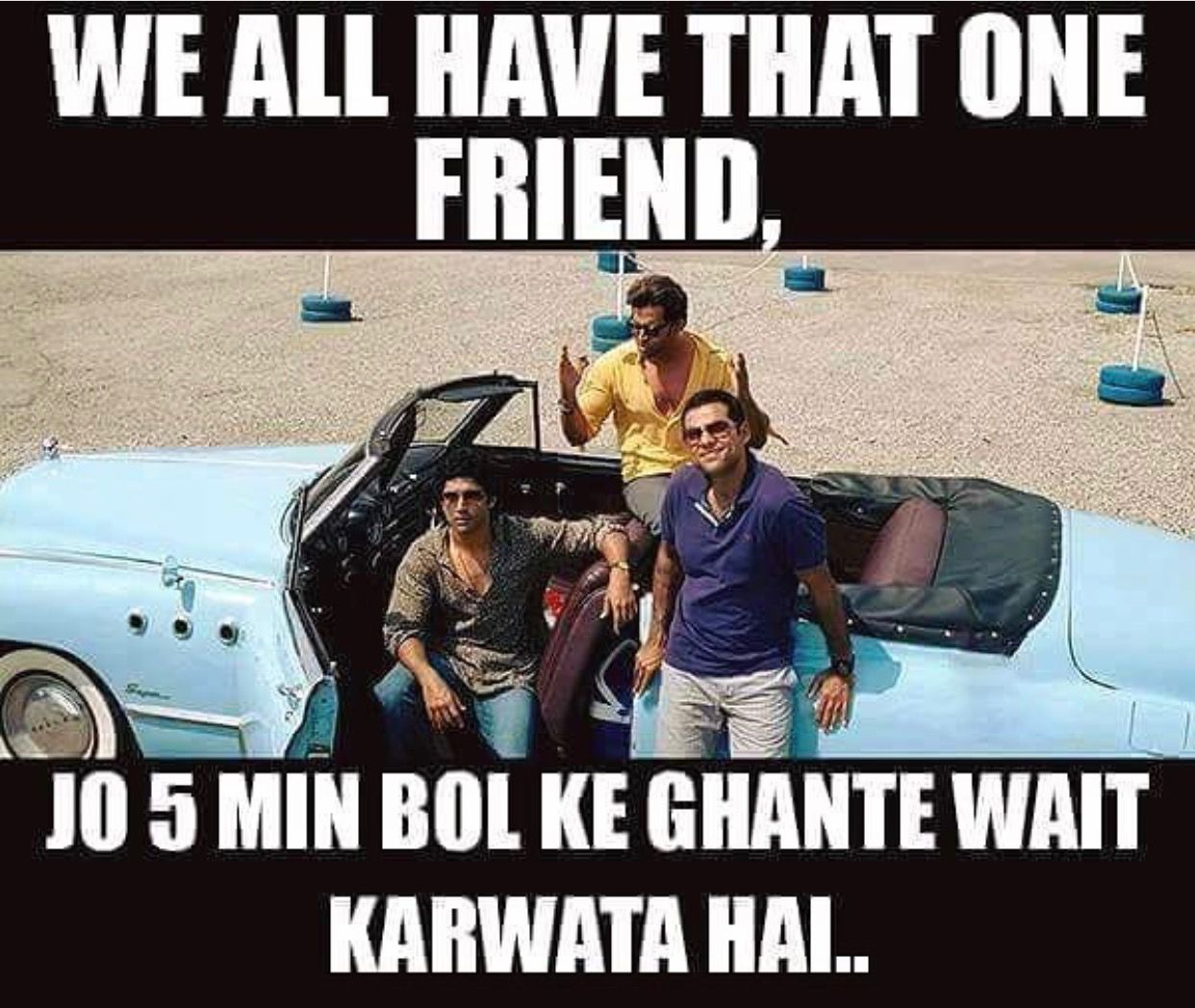 Its me only In my friend circle 3 Idiots Quotes, Bff Quotes