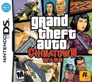Amazon.com: Grand Theft Auto: Chinatown Wars: Nintendo DS: Video Games