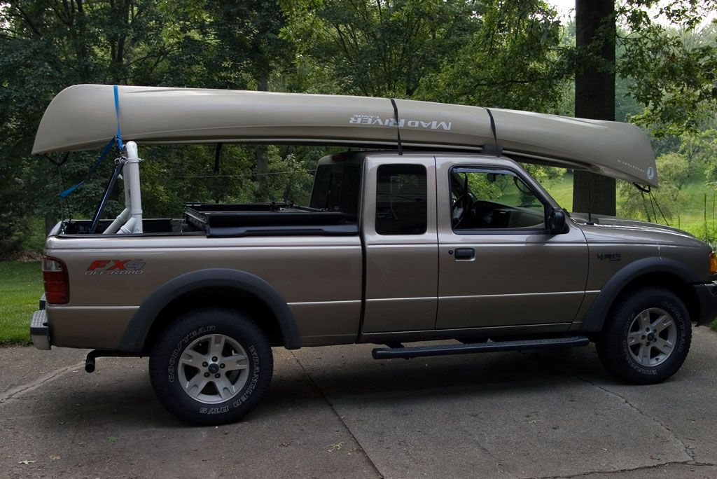 Canoe Stuff On Pinterest Kayaking Pickup Trucks And Trucks
