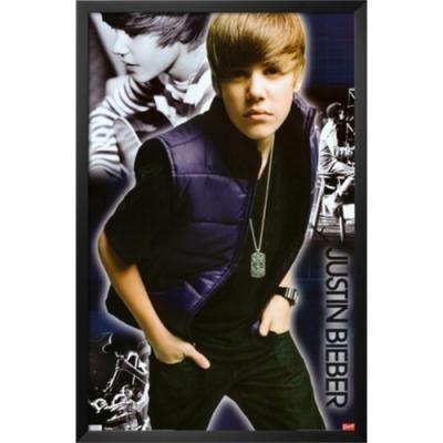 Justin Bieber (Lamina Framed Poster) Sold by Our Campus Market | I ...