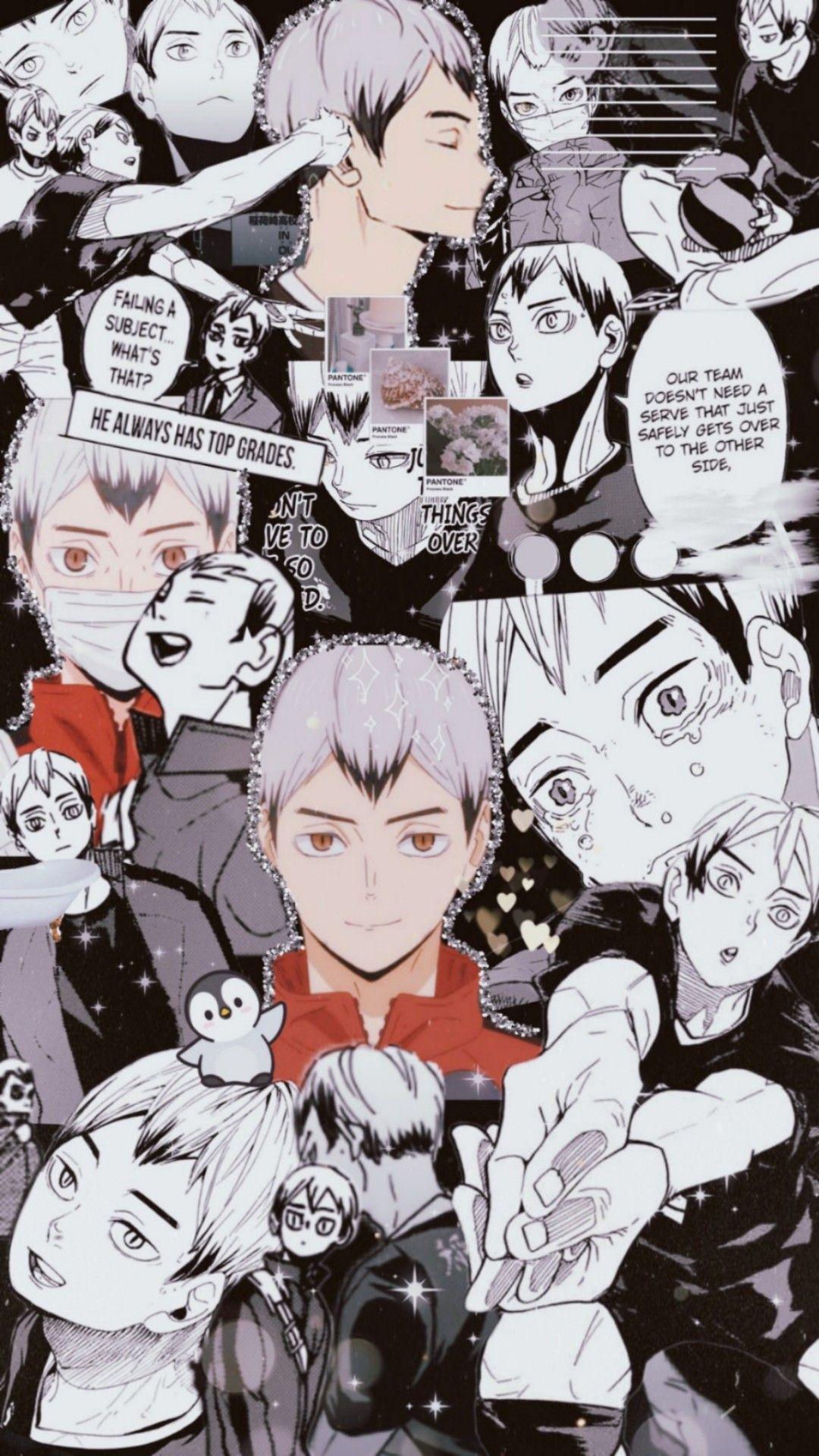 Yolinda Cute Anime Wallpaper Anime Wallpaper Haikyuu Anime