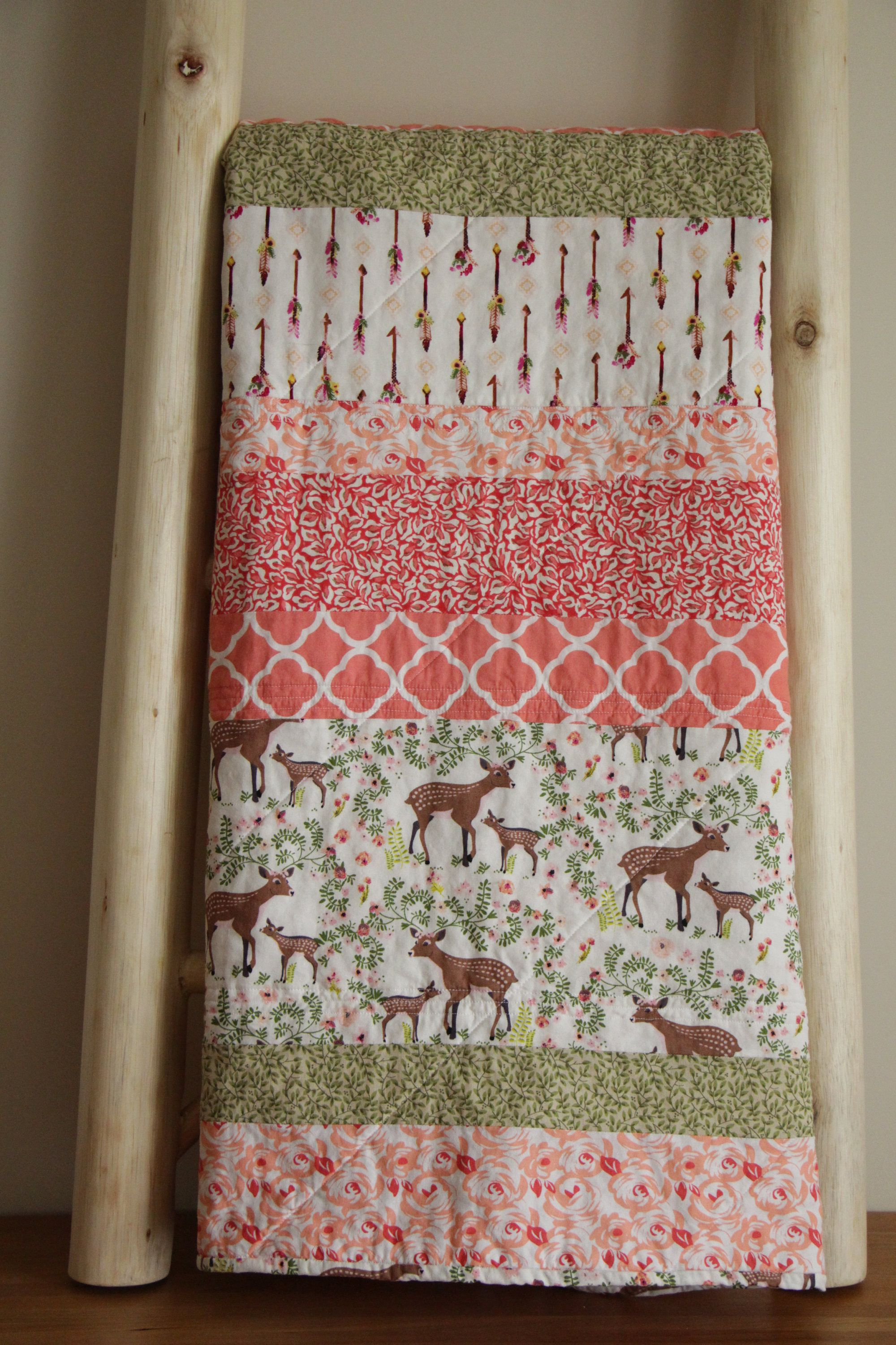 baby peanut bedding itm shell mint fitted coral green and crib patchwork huge the cribs piece set by sheet