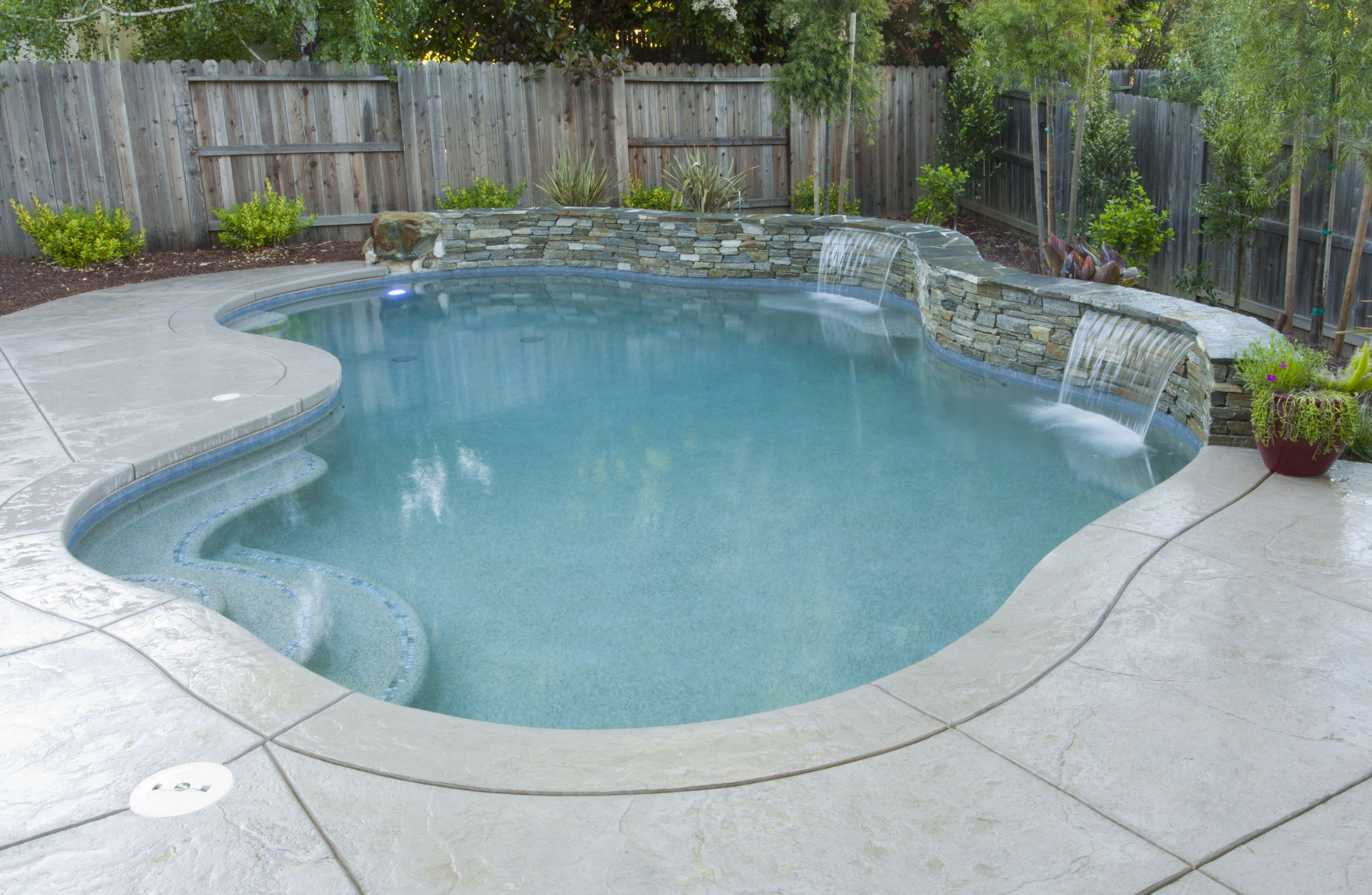 Pin By Premier Pools And Spas Of St Louis On Finished