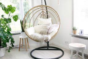 Egg Chair Riet.Monday Moodboard Riet En Rotan Interior