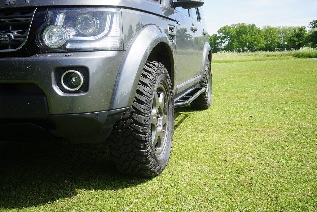 ProSpeed Discovery 4 in 2020 Land rover, Discovery