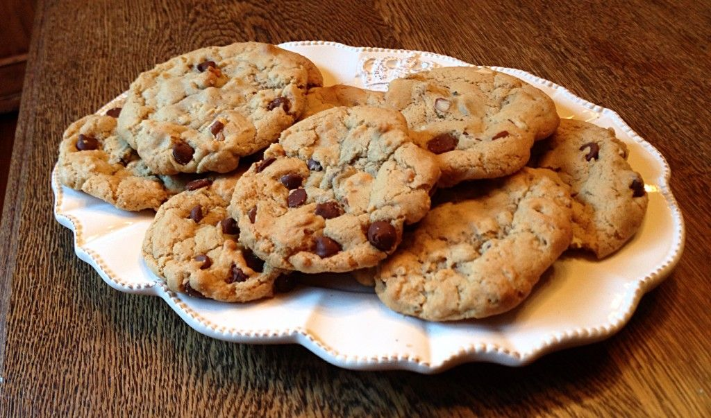 Homemade Chocolate Chip Cookies The Life Eclectic Homemade Chocolate Chip Cookies Cookies Recipes Chocolate Chip Cookie Recipes