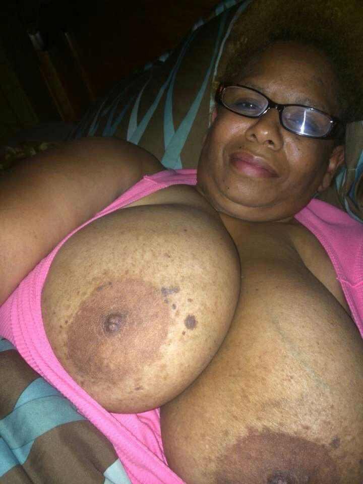Beautiful Big Ass Black Titties