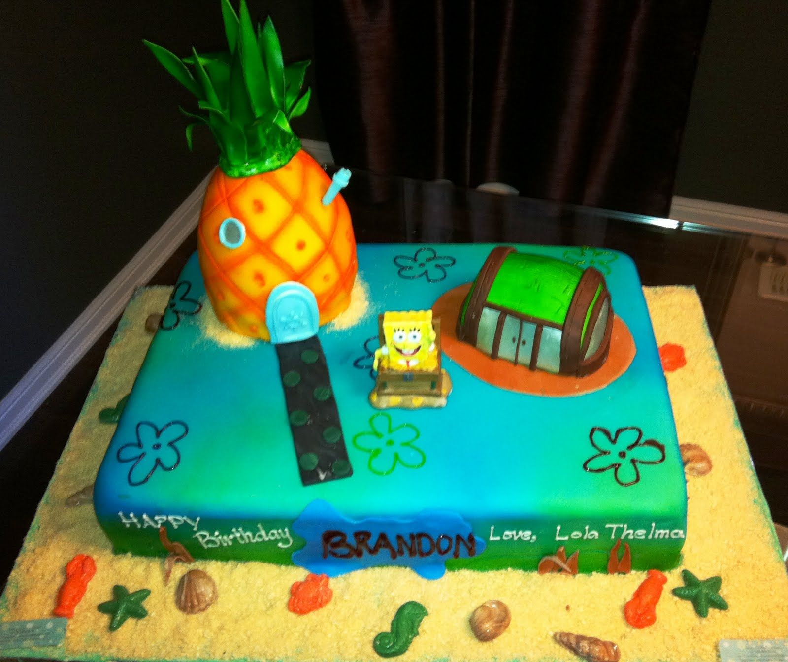 spongebob cakes Wedding Cakes and More Spongebob Cake
