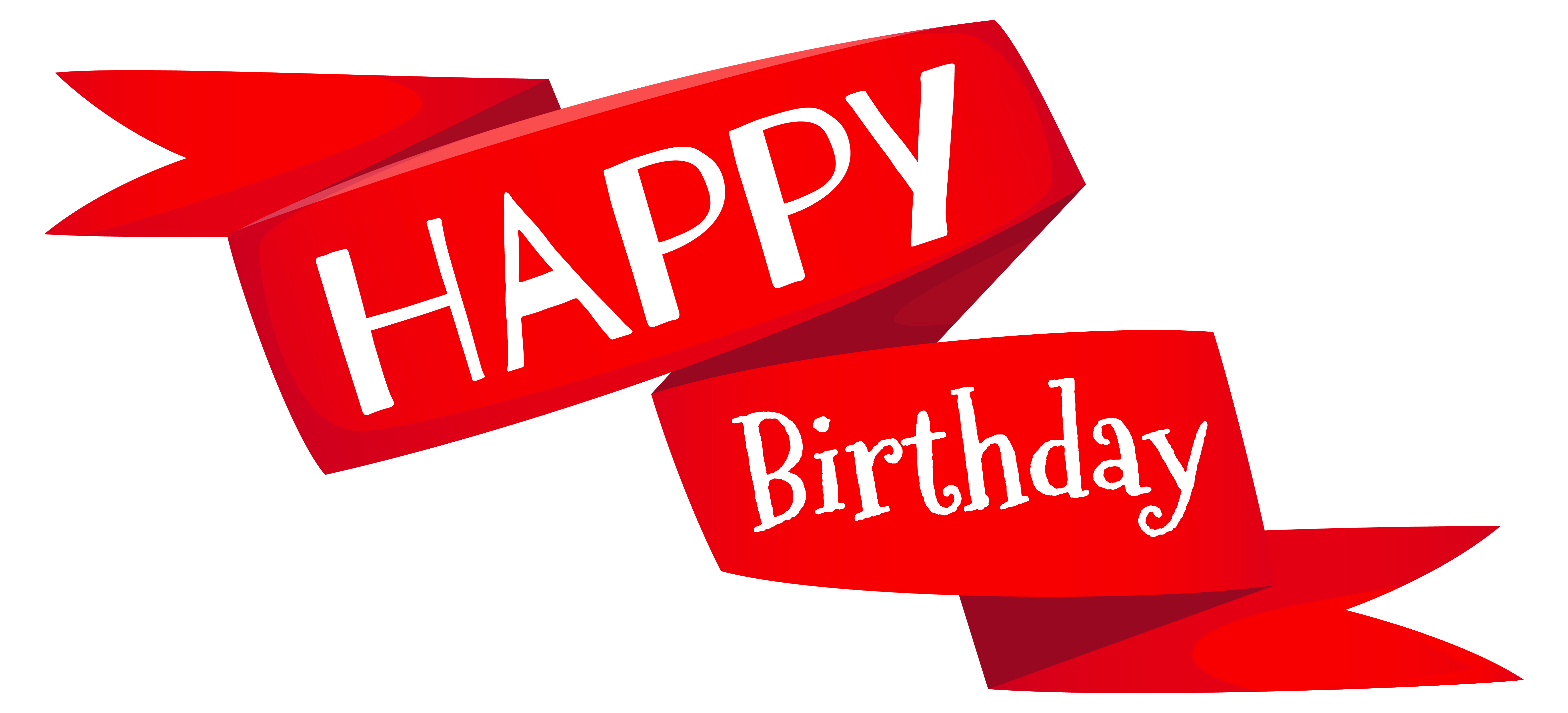 red happy birthday banner png image gallery yopriceville high quality images and