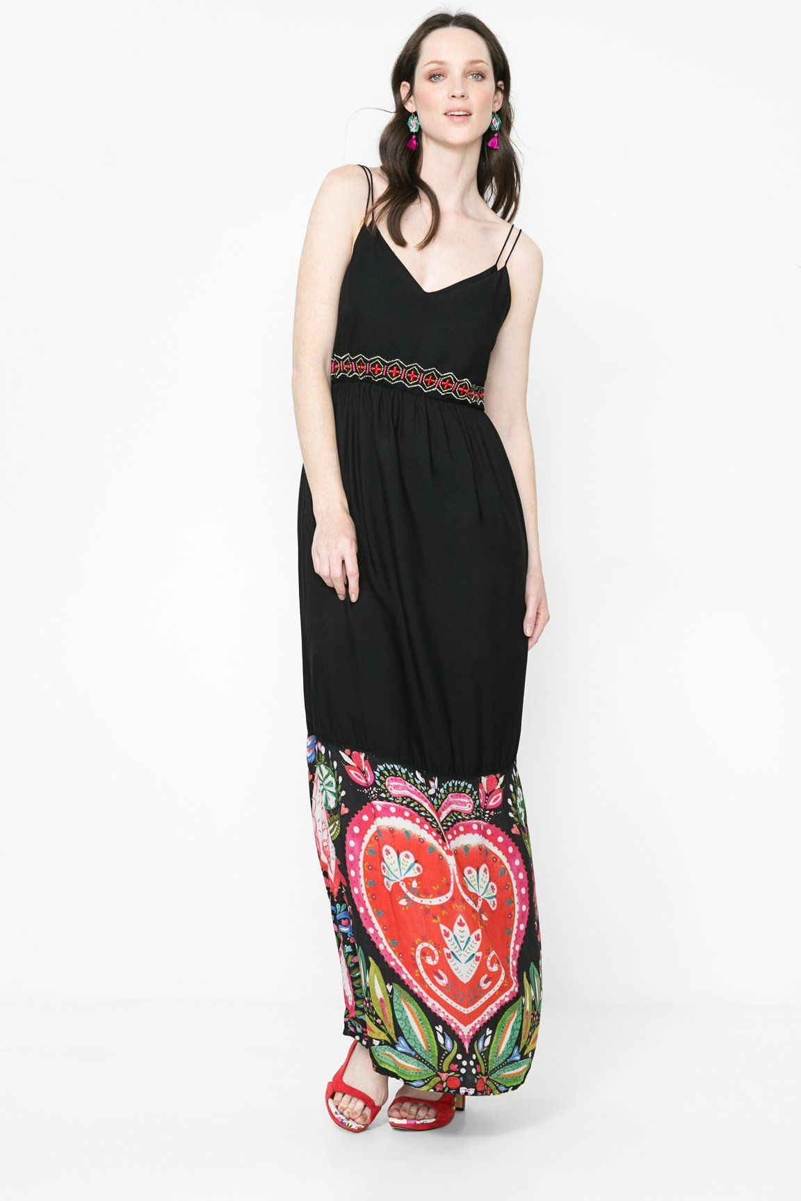 Nice Desigual Dressing Gown Mold - Best Evening Gown Inspiration And ...